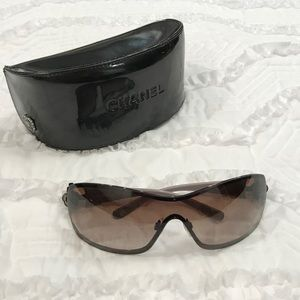 Woman's Chanel sunglasses